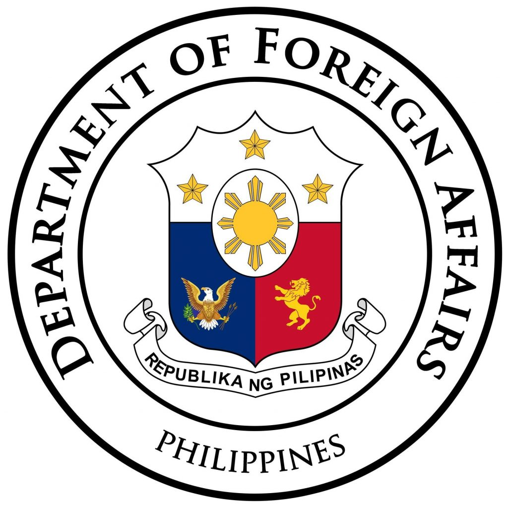 Department of Foreign Affairs (DFA)